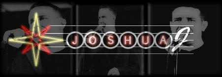 Liverpool Wedding Singer logo Joshua James